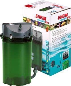 Фильтр для аквариума Eheim Classic с наполнителем 2217050