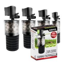 Фильтр внутренний AQUAEL Турбо 500, h.max 0,7м (до 150 л)