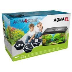 Аквариум Aquael AQUA4 START 60-54л прямой
