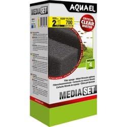 Губка для фильтра Aquael ASAP 700 (2шт)