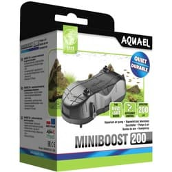 Компрессор Aquael MINIBOOST 200 plus
