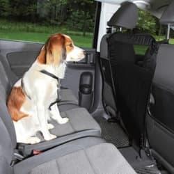 Автомобильная перегородка для собак складная, 60/44х69 см, черный артикул 13175