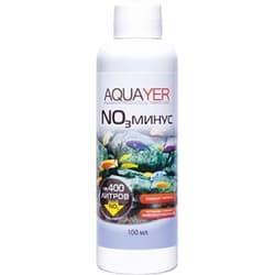 Средство для воды AQUAYER NO3 минус, 100 ml