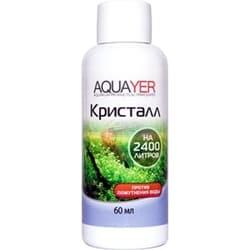 Средство для воды AQUAYER Кристалл, 60 mL