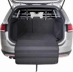 Трикси Защита бампера автомобиля, складная, 80х63 см, черный, арт.13490