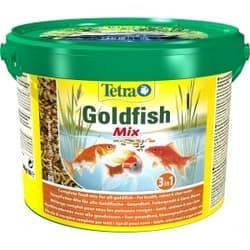 Корм для золотых рыб Tetra Pond GoldMix смесь 10л