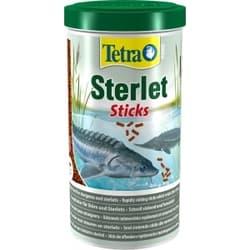 Корм для прудовых рыб осетров и стерляди Tetra Pond Sterlet Sticks 1л