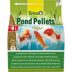 Корм для прудовых рыб Tetra Pond Pellets шарики 4л.