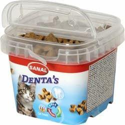 SC1573 витамины для кошек SANAL Dentas 75г