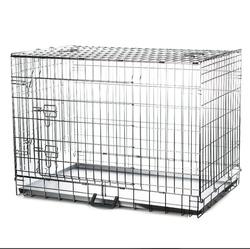 T04 Клетка для собак разб INTER-ZOO DOG IV 910x600x710 мм