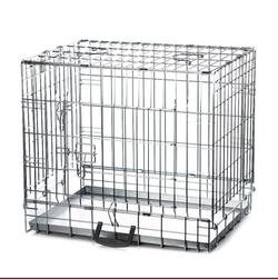T02 Клетка для собак разб INTER-ZOO DOG II 600x450x530 мм