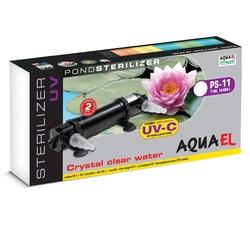 Акваэль Стерилизатор UV-PS 11 (11Вт) до 3500л/ч, толстый сетевой кабель 10м