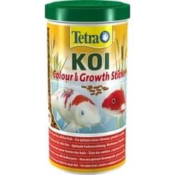 Корм для прудовых рыб Tetra Pond KoiSticks Growth гранулы 1л