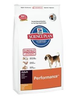 7569 ХИЛЛс Корм сухой для собак активных пород высококалорийный 12кг