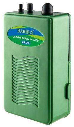 БАРБУС Компрессор воздушный ПОРТАТИВНЫЙ (на батарейках) 2л/м,  air 012