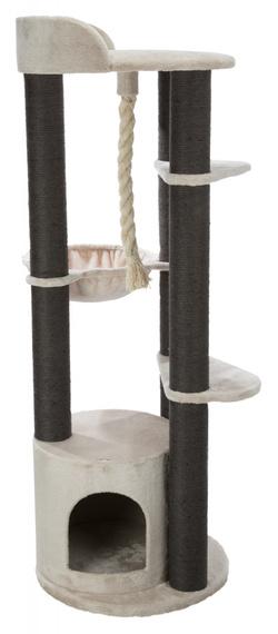 Трикси Домик для кошки Tomas XXL, 163 см, светло-серый, арт.44654