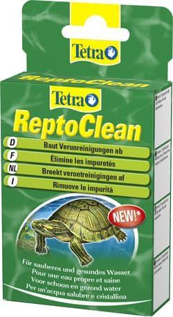 Tetra витамины для рептилий ReptoClean 12капс
