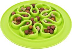 Трикси Коврик для лакомств Slow Feed, 24 см, цвет в ассортименте,  арт.25035