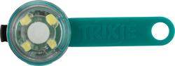 Трикси Мигающая клипса на ошейник для собак,3х8 см, арт.13450