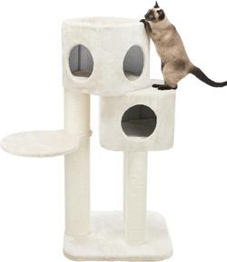 Трикси Домик для кошки Lauretta, 120 см, кремовый, арт.44700