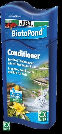 JBL BiotoPond - Препарат для быстрой подготовки воды в садовом пруду, 2,5 л. на 50 000 литров воды