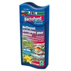 JBL BactoPond - Средство для биологической очистки прудовой воды, 250 мл на 5000 литров воды