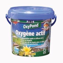 JBL OxyPond - Высокоактивный кислород для садовых прудов, 250 г на 5000 литров воды