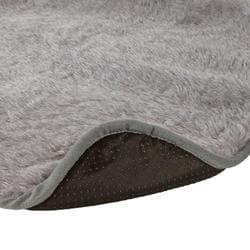 Подстилка для собак 100х150 см., нескользящая, серая артикул 28653