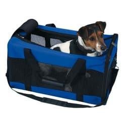 """Trixie Транспортная сумка """"Jamie"""" 46х26х28 см, синий артикул 28751 до 9кг"""