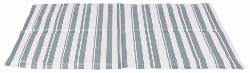 Trixie  Подстилка охлаждающая, L: 65 х 50 см, белый/серый, арт.28774
