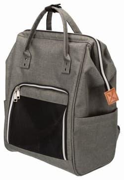 Трикси Рюкзак-переноска Ava, 32 х 42 х 22 см, серый 28840
