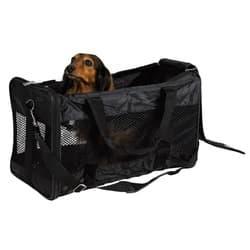 Trixie Транспортная сумка Ryan 47х26х27см, нейлон, черный артикул 28841 до 9 кг