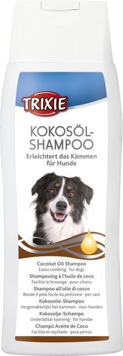 """Трикси Шампунь """"Coconut oil"""", для длинношерстных собак , 250 мл, арт.2905"""