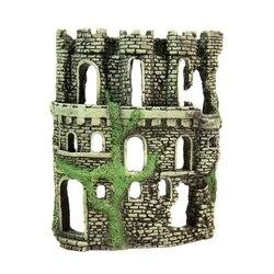 """Грот """"Декси"""" - Крепость №295 (маскирующая декорация угловая)(19,5х9х22)"""