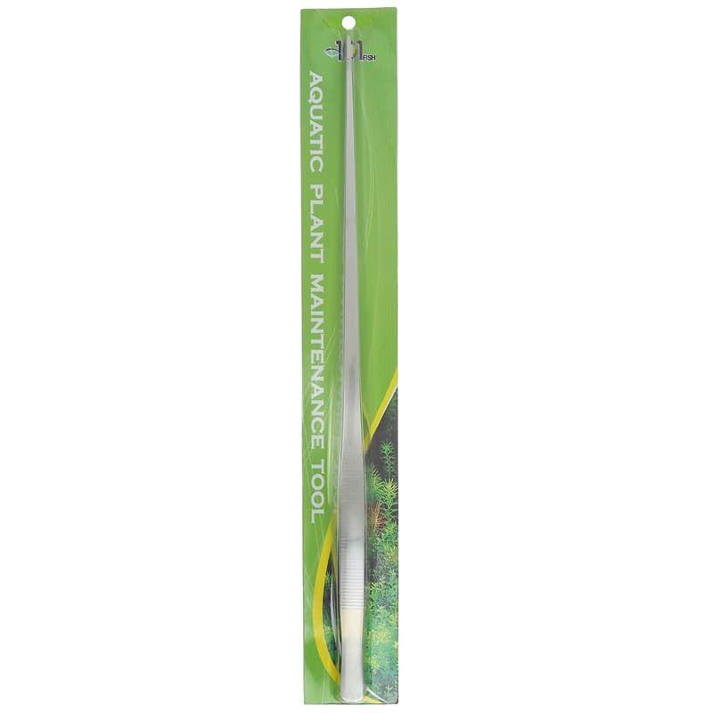 Аква-Про Пинцет плоский для аквариумистов 38см