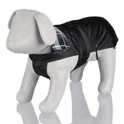 """Попона для собаки """"Paris"""", 33 см., черн.30501"""