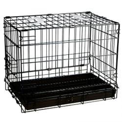 Клетка Triol 002 для животных, эмаль, 610х455х520мм