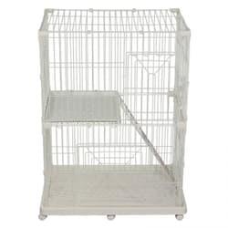 Клетка Triol D6 для животных, 2 этажа, 900х600х1200мм