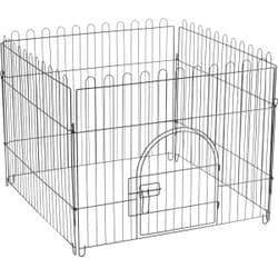 Клетка-вольер Triol K1 для животных, 4 секции, эмаль, 840х690мм