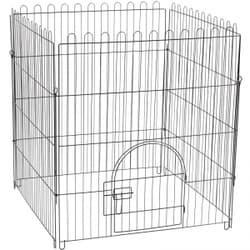 Клетка-вольер Triol K2 для животных, 4 секции, эмаль, 840х950мм