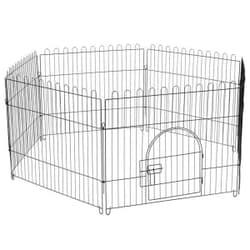Клетка-вольер Triol K3 для животных, 6 секций, эмаль, 840х690мм
