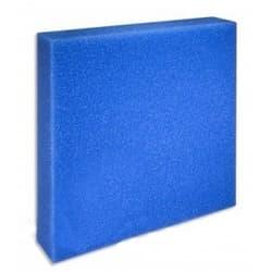 Фильтровальная губка 4см голубая 60х45х4см