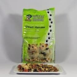 Корм для декоративных хомяков Witte Molen Country (Dwarf)Hamster 800г