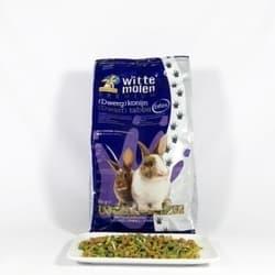 Корм для привередливых кроликов в виде крупных гранул Witte Molen Prem. Bites Rabbit 600г