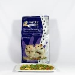 Корм для декоративных хомяков Witte Molen Prem. Bites Dwarf Hamster 600г