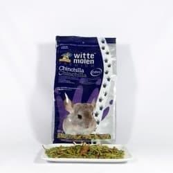 Корм для привередливых шиншил в виде крупных гранул Witte Molen Prem. Bites Chinchilla 600г