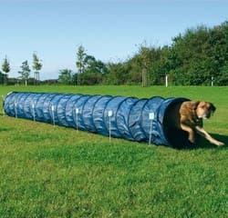 Тоннель для собаки Ф 60см/5.00м, нейлон