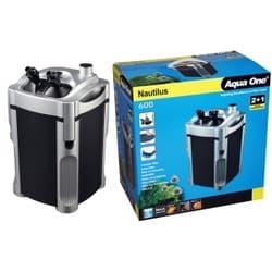 Внешний фильтр AquaOne Nautilus 600, 600л/ч, 9W, для аквариумов до 150 л.(нет в наличии)