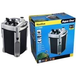 Внешний фильтр AquaOne Nautilus 800, 800л/ч, 9W, для аквариумов до 200 л.(нет в наличии)