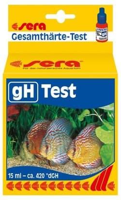 Sera Тест для воды gH-Test 15 мл